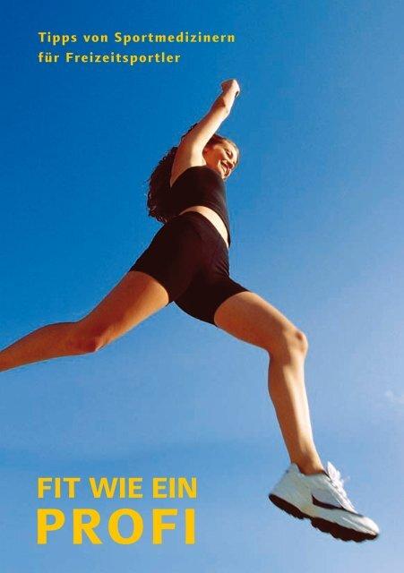 Profi-Tipp - Bewegung und Fitness