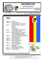 Gemeindeinfo 2/2012 (926 KB) - .PDF - Marktgemeinde ...