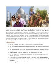 India Tours and Travels