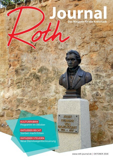 Roth-Journal 2018-10