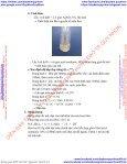 BÀI BÁO CÁO HÓA DƯỢC - ACID ASCORBIC - NATRI CLORID DƯỢC DỤNG - ASPIRIN TRONG THUỐC - PARACETAMOL - NIFEDIPIN VÀ GLUCOSE - CHIẾT CAFEIN TỪ TRÀ - Page 2