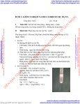 BÀI BÁO CÁO HÓA DƯỢC - ACID ASCORBIC - NATRI CLORID DƯỢC DỤNG - ASPIRIN TRONG THUỐC - PARACETAMOL - NIFEDIPIN VÀ GLUCOSE - CHIẾT CAFEIN TỪ TRÀ - Page 4