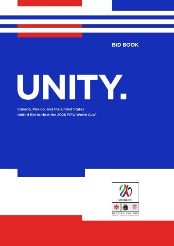 Complete Bid Book – United Bid
