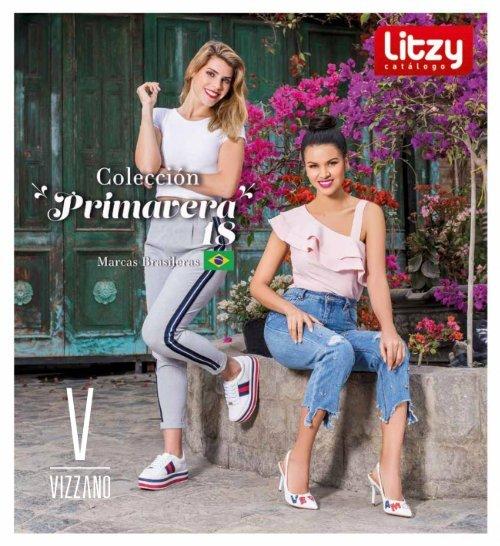 Litzy - Colección Primavera Marcas Brasileras