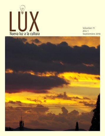 Lux Septiembre 2018