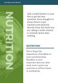 Nutrition Tips For Fit Your Busy Lifestyle - Page 4