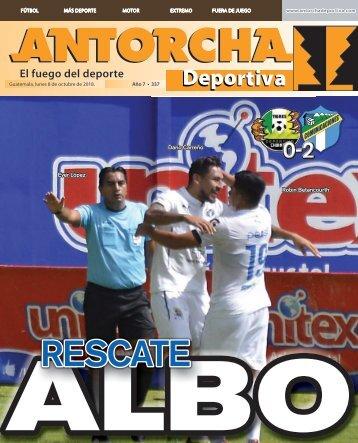 Antorcha Deportiva 337