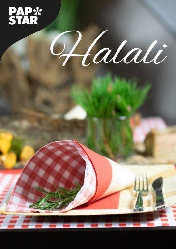 "PAPSTAR ""Halali"""