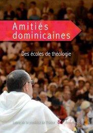 Amitiés dominicaines 80