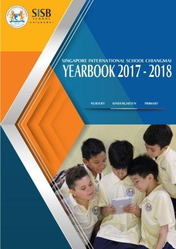 YEARBOOK AY 2017-2018 (Chiangmai Campus)