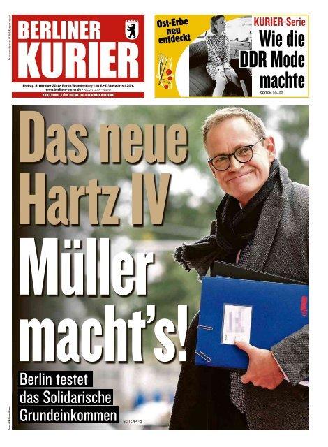 Berliner Kurier 05.10.2018