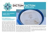 Dictum Factum september 2018