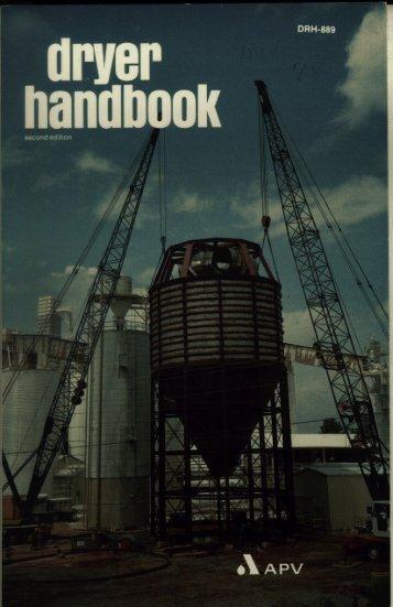 Dryer Handbook