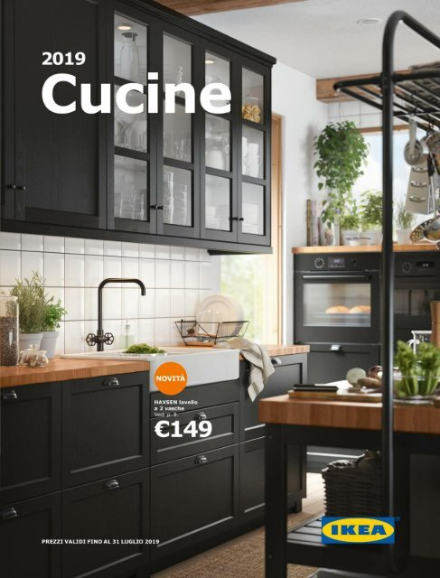 Ikea Catalogo Cucine 2019