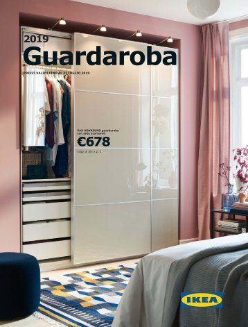 IKEA catalogo Guardaroba 2019