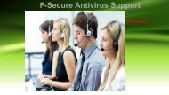 F-Secure Antivirus Support Number-converted