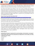 Depth Sensor Market Business Overview Forecast to 2025 - Page 2