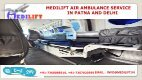 Supreme Air Ambulance Service in Patna and Delhi by Medilift - Page 3