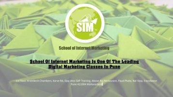 Best Digital Marketing Classes in Pune | Digital Marketing Training in PCMC