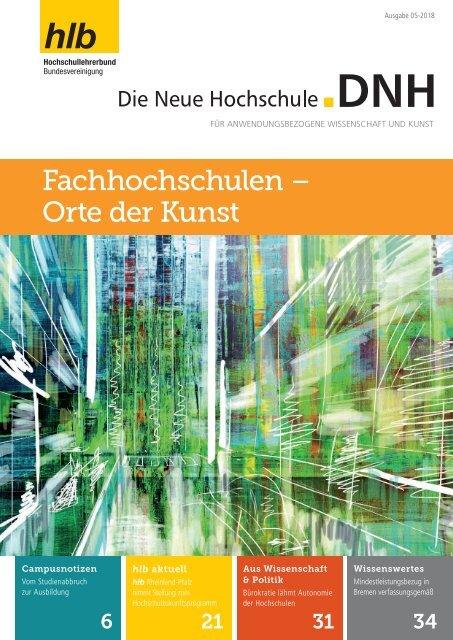Die Neue Hochschule Heft 5-2018