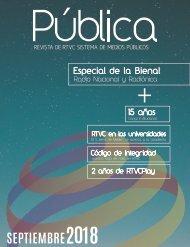 Revista RTVC Onceava Edición