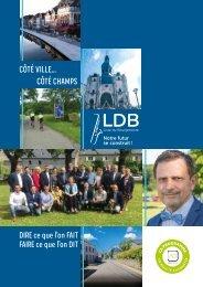 Programme 2018 LDB Dinant