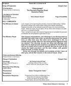 10_07_2018 Bulletin 0730am Service - Page 3