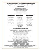 10_07_2018 Bulletin 0730am Service - Page 6
