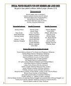 10_07_2018 Bulletin 1030am Service - Page 6