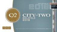 CITY for TWO BIELEFELD | Limitierte Ausgabe 2019