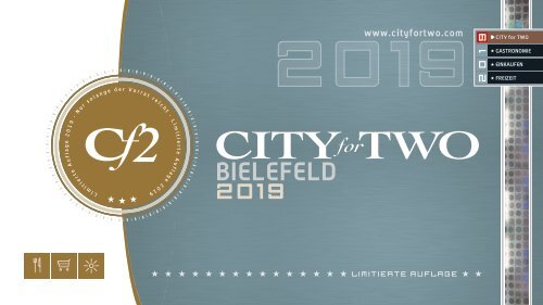 Ausgabe Two BielefeldLimitierte City For 2019 BxdrCoWQe