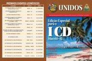 UNIDOS_Boletim do DLA-3 JUL A SET 2018