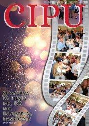 Revista Setiembre Centro de Industriales Panaderos del Uruguay