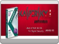 kaspersky Technical Support Phone Number Australia 1800-921-785