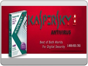 kaspersky Technical Support Phone Number Australia 1800-921-785