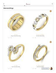 Latest diamond ring designs