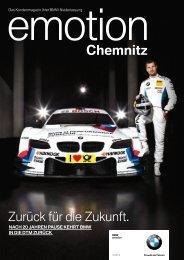 Chemnitz - BMW Niederlassung Düsseldorf
