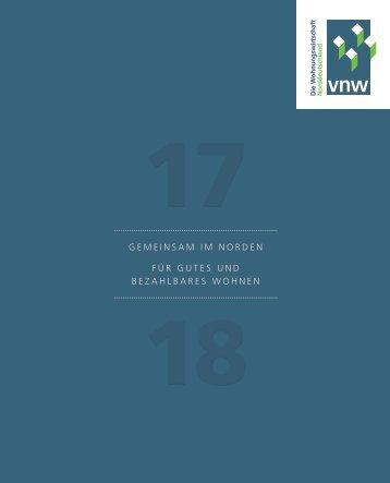 VNW-Tätigkeitsbericht - 2017
