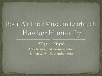 Hunter-Zusammenbau