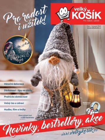 Velky Kosik - rijen / listopad 2018