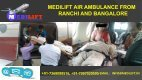 Safe and Secure Shifting by Medilift Air Ambulance Services in Ranchi and Bangalore - Page 3