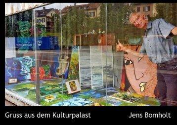 Gruss aus dem Kulturpalast - Jens Bomholt