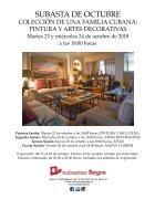 Colección Cubana Subasta Especial Octubre 2018 - Page 3