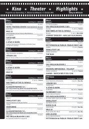 Kino KW41 / 11.10.18