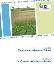 Pflanzenschutz - Julius Kühn-Institut
