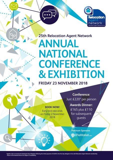 RAN 2018 Conference Brochure