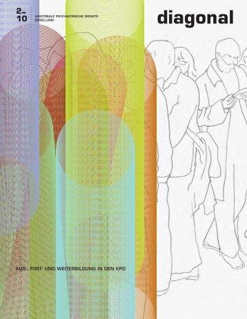 diagonal 2010-3 (pdf, 716Kb) - Psychiatrie Baselland PBL