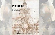 PORTAFOLIO ARQUITECTURA JORGE GARCIA  2018