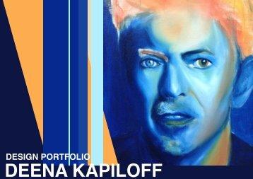 Deena Kapiloff Portfolio