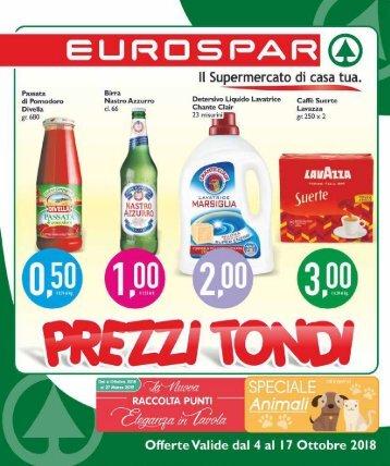 Eurospar S.Gavino 2018-10-04